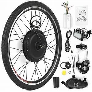 26x1, 75, U0026, 39, U0026, 39, Electric, Bike, Conversion, Kit, Bike, Rear, Wheel, Hub