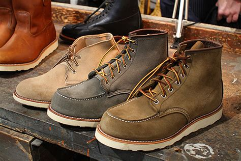 bbb red wing autumnwinter  boots  shoes