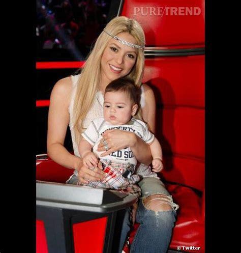 Shakira Et Son Petit Milan  ''avoir Un Enfant A Tout