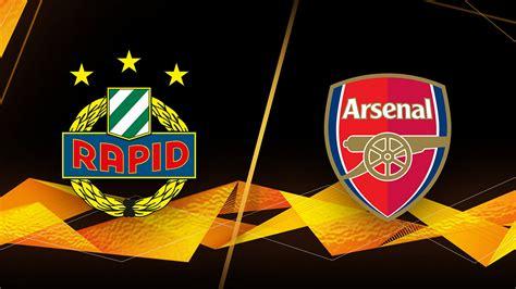 Watch UEFA Europa League: Match Highlights: Rapid Wien vs ...
