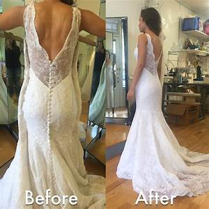 awesome wedding dress alterations before after wedding With wedding dress alteration
