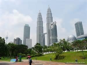 Petronas Twin Towers / KLCC, Kuala Lumpur, Malaysia