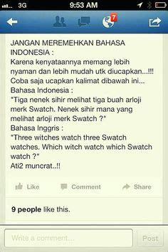 bahasa inggris  bahasa indonesia indonesian pinterest