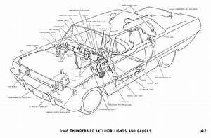 Find 1966 Ford Thunderbird Wiring Diagram Manual On Cd
