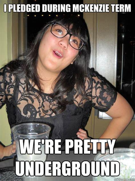 Mckenzie Meme - summer fellowship let me get my scarf hipster ivana quickmeme