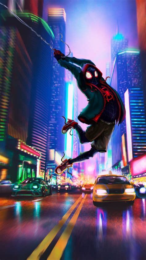 spider man   spider verse  wallpapers hd