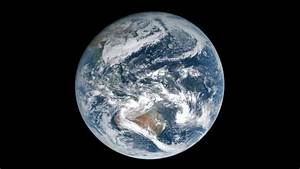 Earth from the Geostationary Orbit - Our Planet