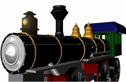 Train 3d Engine