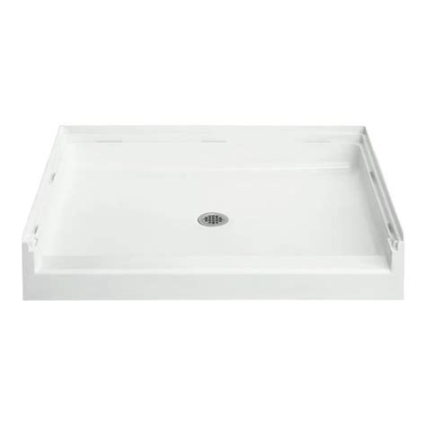 36 x 42 shower pan shop sterling vikrell shower base common 36 in w x 42 in 7339