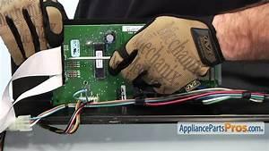 Duet Dryer Control Board  Part  8546219