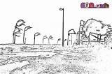 Hurricane Coloring Designlooter Drawings 851px 47kb 1280 sketch template