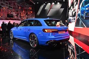 Audi Rs 4 : iaa frankfurt 2017 audi rs4 avant gtspirit ~ Melissatoandfro.com Idées de Décoration