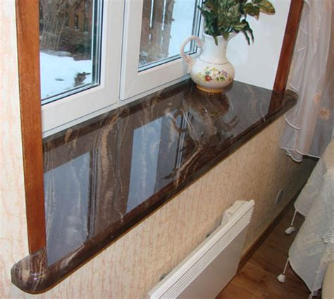Replace Indoor Window Sill by Window Designs Modern Interior Window Sill Materials And