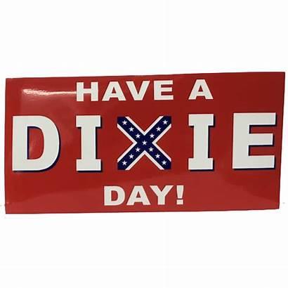 Dixie Sticker Stickers Flag Confederate Decals Rebel