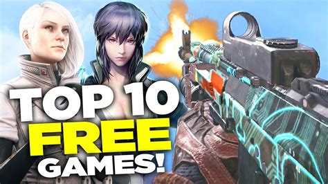 Top 10 Free Fps Games 2017  2018 (new) Doovi