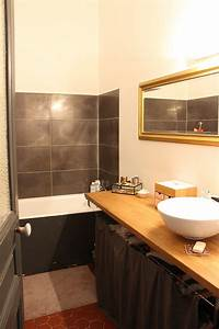 But Salle De Bain : une cr dence pour la salle de bain blueberry home ~ Dallasstarsshop.com Idées de Décoration