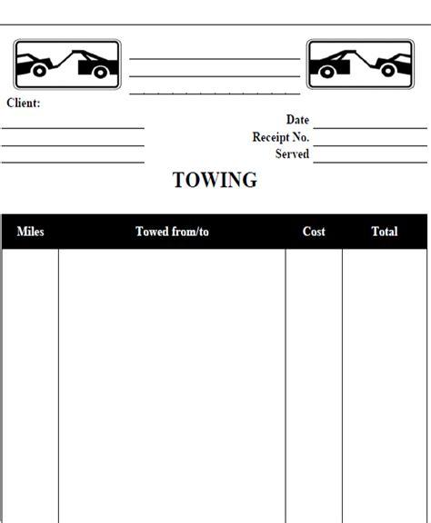 company receipt samples templates