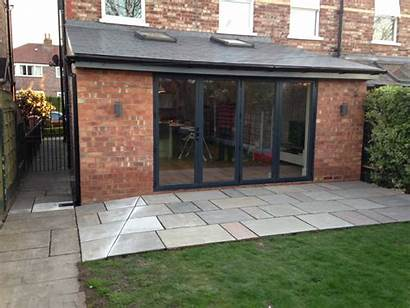 Extension Storey Single Extensions Rear Kitchen Side