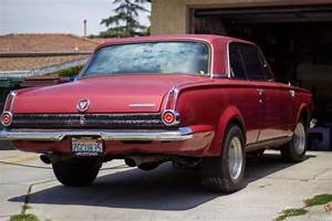 1965 Plymouth Valiant 273 V8 Numbers Matching Highley Modified 4bbl Custom For Sale In Hacienda