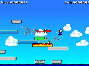 Sky Jump - Action games - GamingCloud