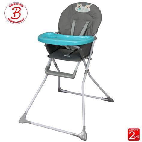 chaise haute bébé chaise haute pliante pour bebe 28 images chaise haute