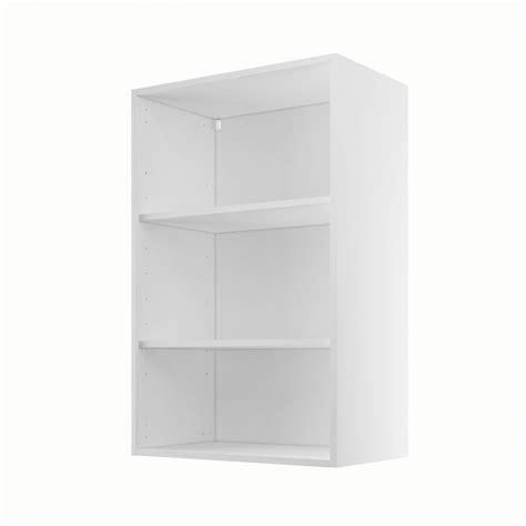 caisson de cuisine caisson de cuisine haut h60 92 delinia blanc l 60 x h 92 x p 35 cm leroy merlin