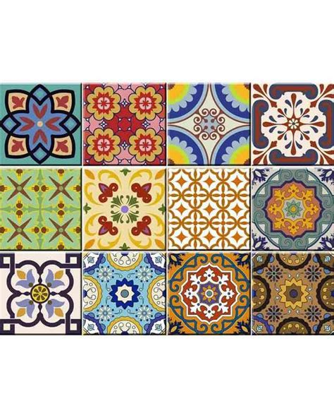 Set Of 20 Tiles Decals Tiles Stickers Tiles For Walls Kitchen