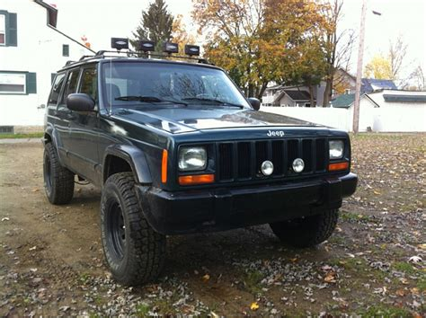 green jeep cherokee lifted the green xj club page 17 jeep cherokee forum