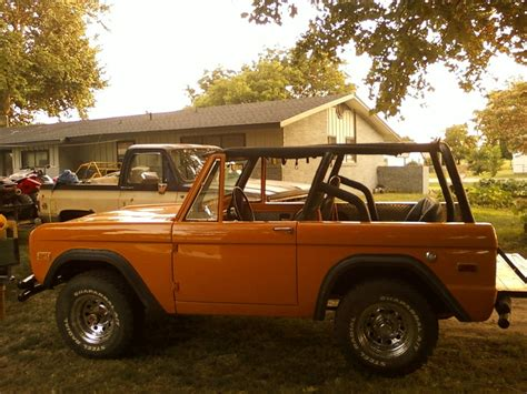 point roll bar install   early bronco tech support