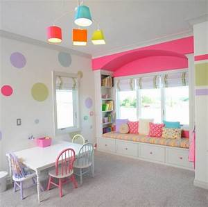 Farben Für Wände Ideen : kinderzimmer farben gestalten ~ Markanthonyermac.com Haus und Dekorationen
