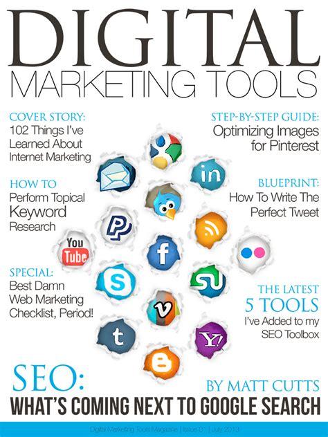 About Digital Marketing by Get Digital Marketing Tools Magazine Digital Marketing