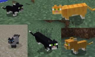 Minecraft Ocelot Cat