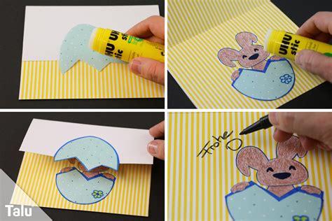 osterkarten selbst gestalten osterkarten basteln anleitung mit vorlagen zum selbst gestalten talu de