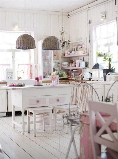 shabby chic pink and blue kitchen 1000 images about shabby chic kitchens on pinterest shabby chic kitchen aga and cottage kitchens