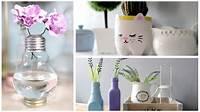 homemade room decorations 6 Tumblr Inspired DIY Room Decor || Roxxsaurus - YouTube