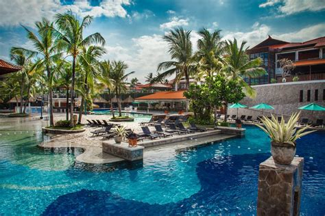 Swimming Pools At Hard Rock Hotel Bali