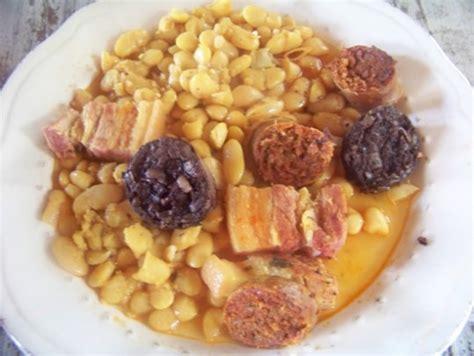 cuisine pied noir espagnole recette de fabada asturiana cassoulet à l espagnole