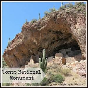 Exploring Tonto National Monument (Cliff Dwellings) in