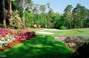 The 13th Hole at Augusta National Golf Club