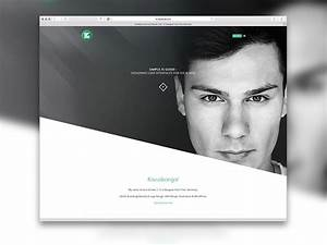 19 creative resume websites for your inspiration With cv website