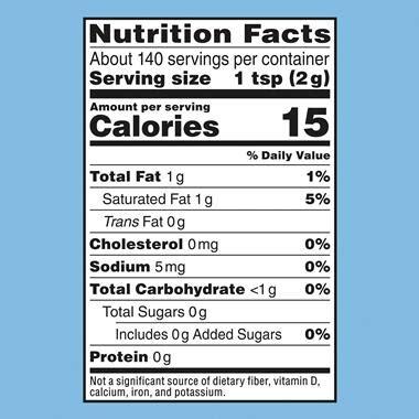French vanilla coffee black results. Coffee Mate Sugar Free French Vanilla Creamer Nutritional Information - NutritionWalls