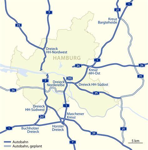 bundesautobahnen karte