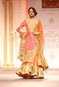 wedding dress styles wedding bridal sharara designs 2016 2017 collection