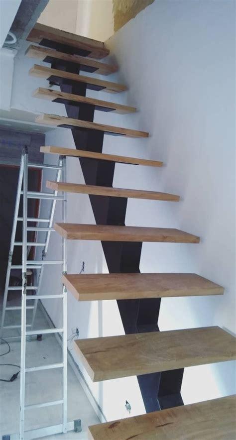 simplestuff escalera caracol alternativa hierro madera