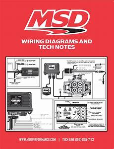 Msd Ignition 9615 Book Wiring Diagrams  Tech Notes