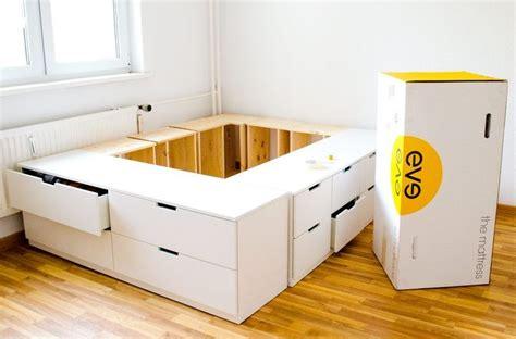 Bett Selber Bauen Ikea by Die Besten 25 Hochbett Selber Bauen Ideen Auf