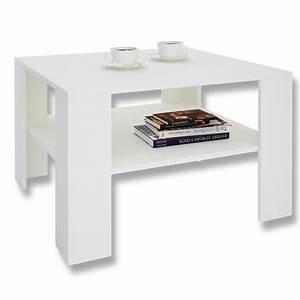 Couchtisch Wohnzimmer Beistell 68 X 68 Cm Sofa Mit Ablage