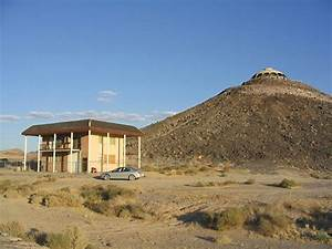 Unique, And, Brutal, House, Design, -, Volcano, House