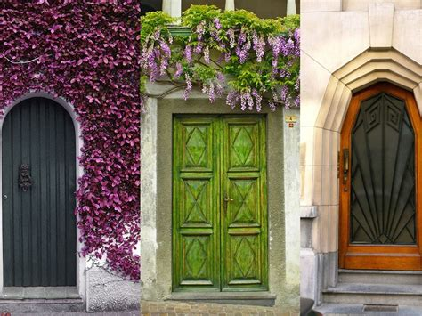 75 Most Unique Front Doors From Around The World