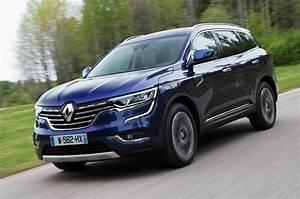 El Renault Koleos regresa a la Argentina Conduciendo